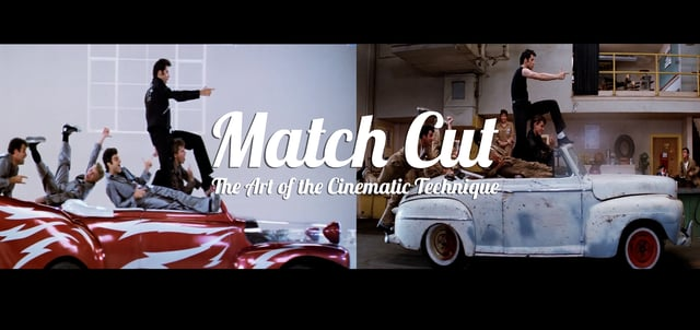 A Thoughtful Visual Essay Showing How Well Scenes Flow Together With the Use of Match Cuts