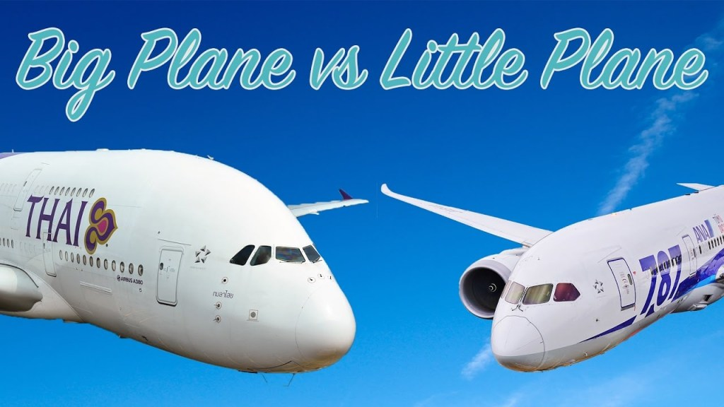 An Explanation and Comparison of the Economics of Two Types of Long-Haul Flights