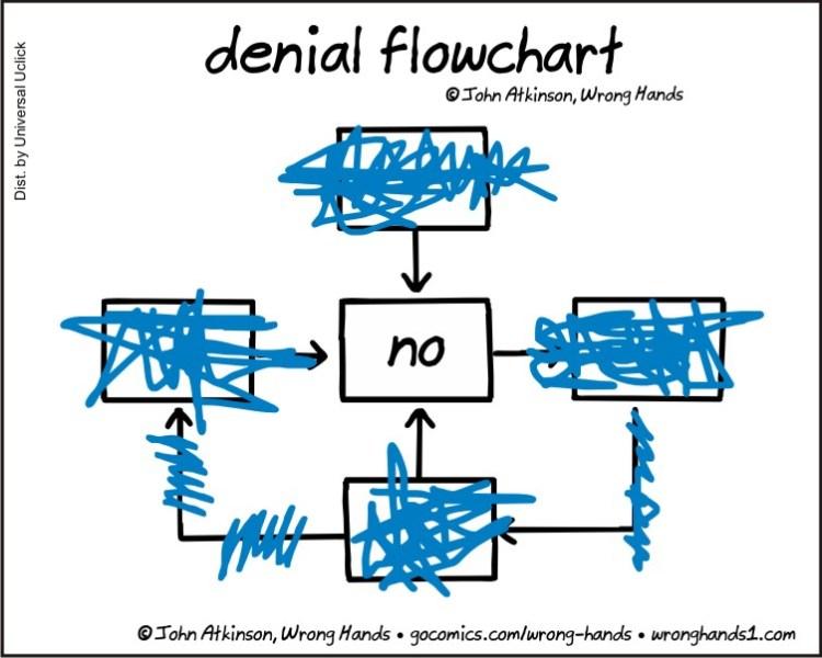 Denial Flowchart