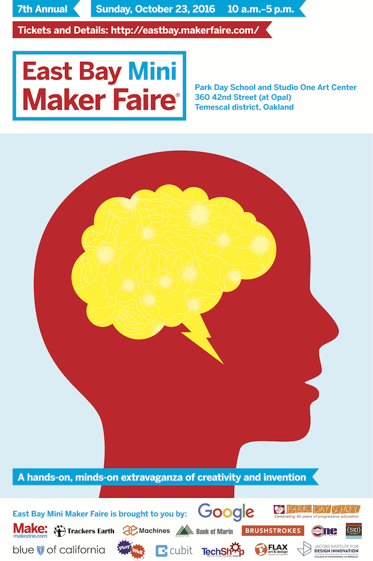East Bay Mini Maker Faire 2016