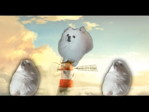 Gabe The Dog Barking Song