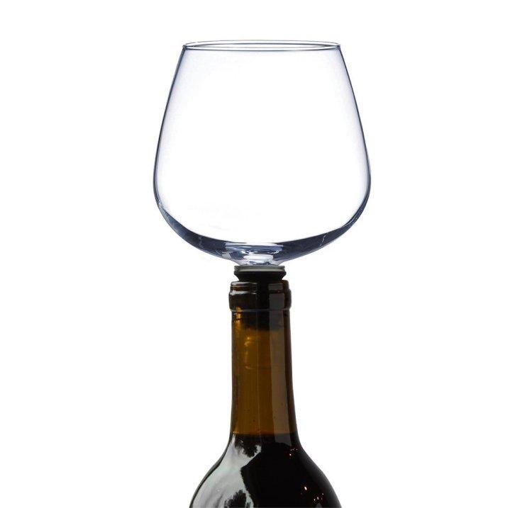 Amazon Novelty Wine Glass