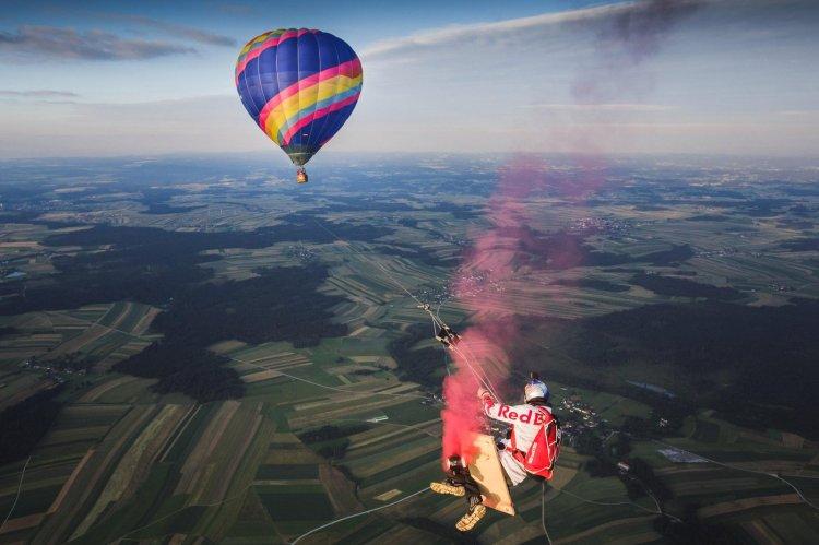 Hot Air Balloon Swing