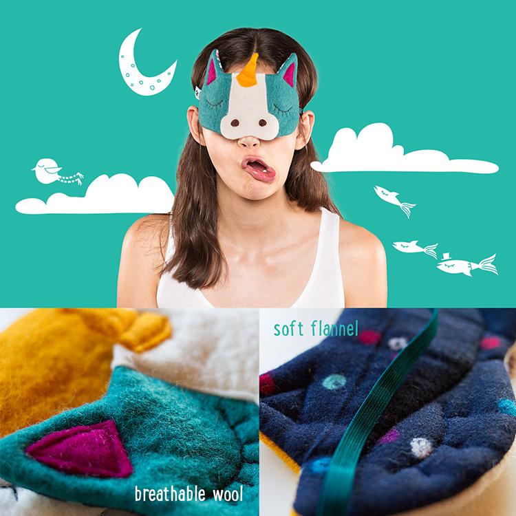 ?Ööloom, Animal-Powered Sleeping Kit