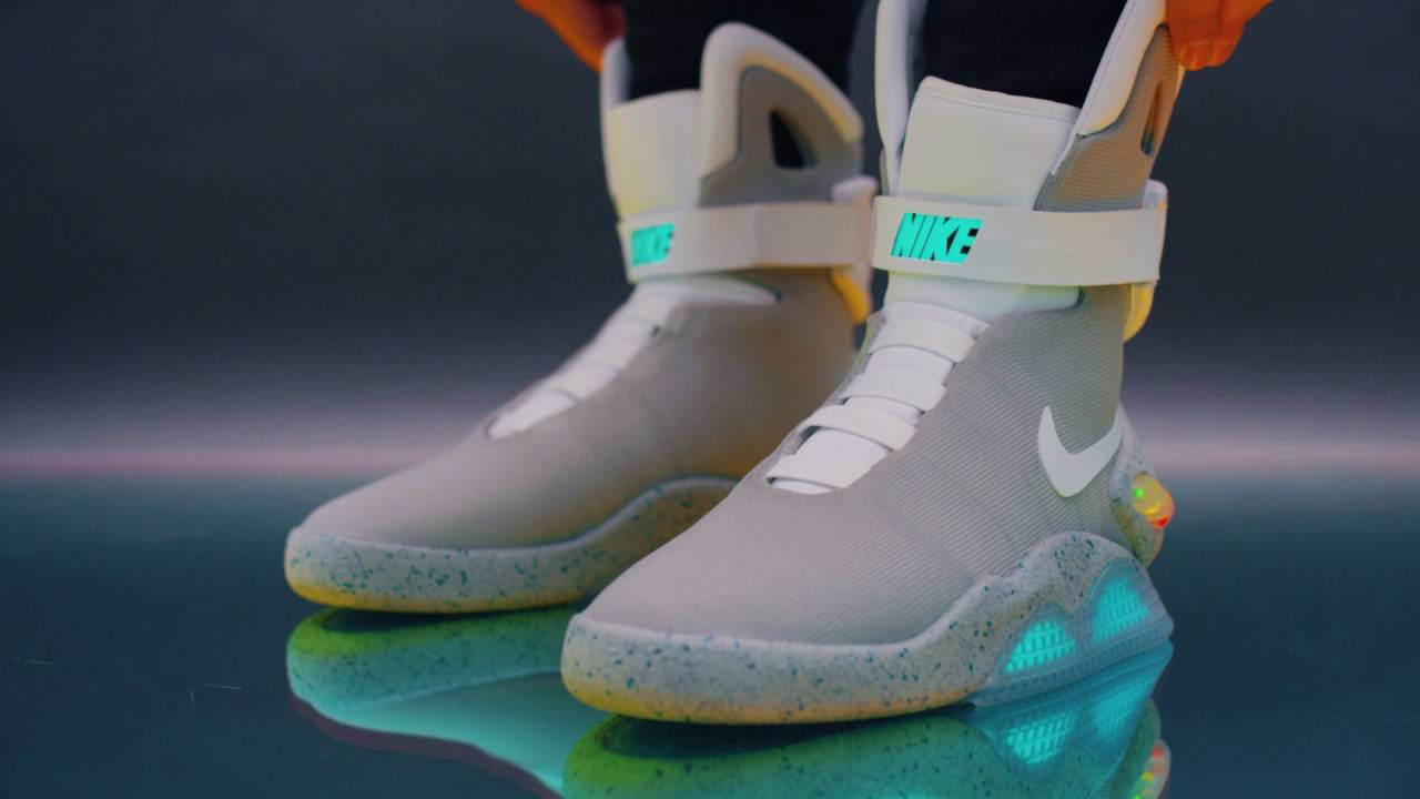 Nike Is Releasing Limited Edition Nike Mag Self-Lacing ...