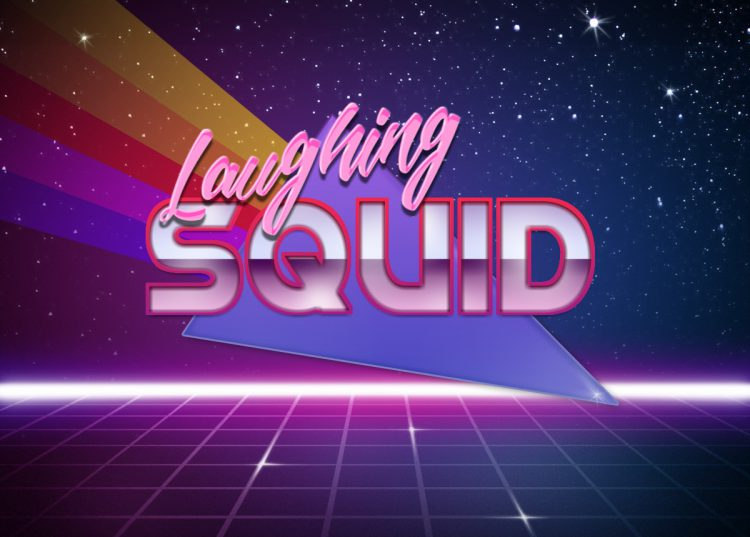 photofunia laughing squid e1476366452835?w=750 create 1980s style soundtrack word art with retro wave text generator