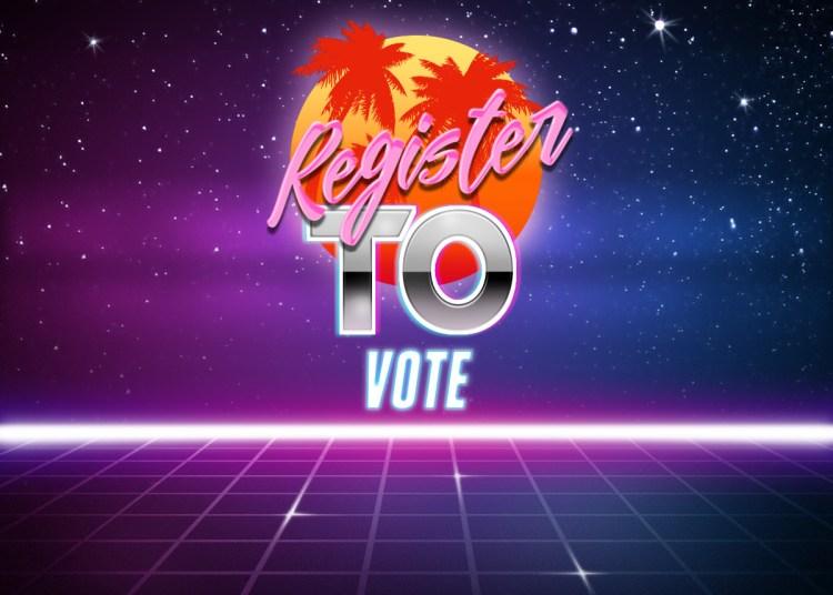 PhotoFunia Register to Vote