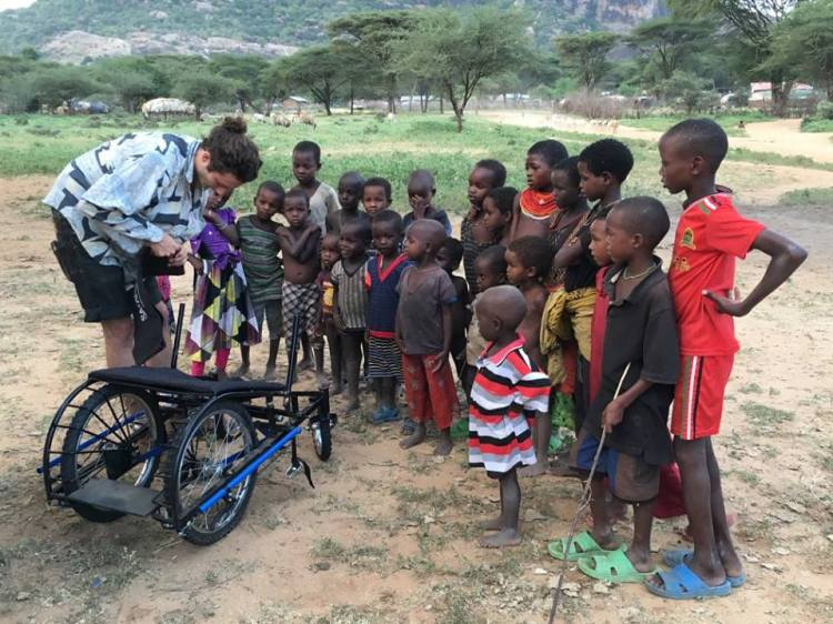 SafariSeat and Children
