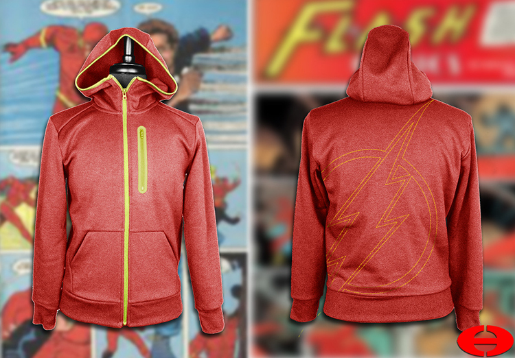 FLASH Athletic Hoodie