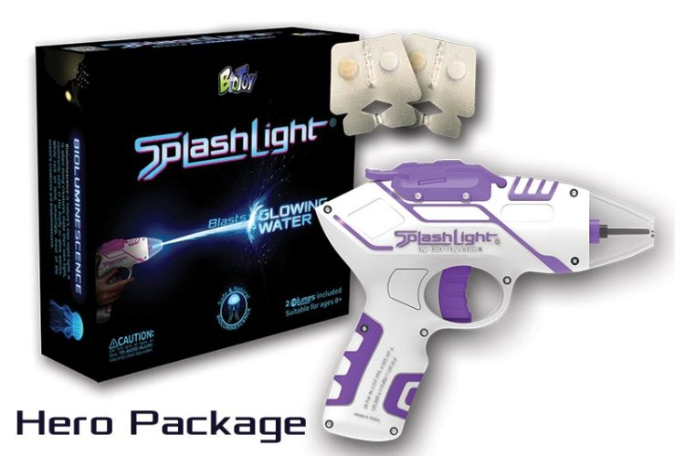Splash Light Hero Package