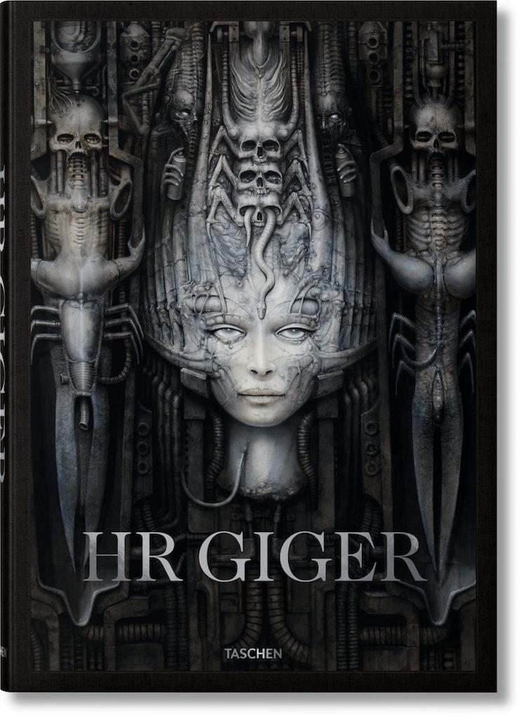 HR Giger's Magnum Opus