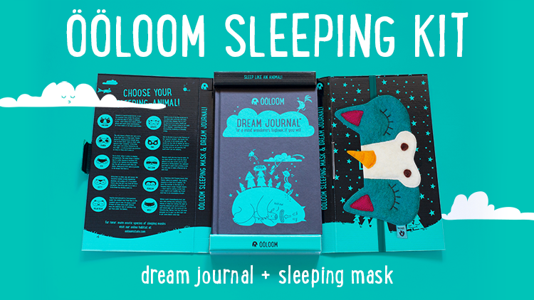 Ööloom, Animal-Powered Sleeping Kit
