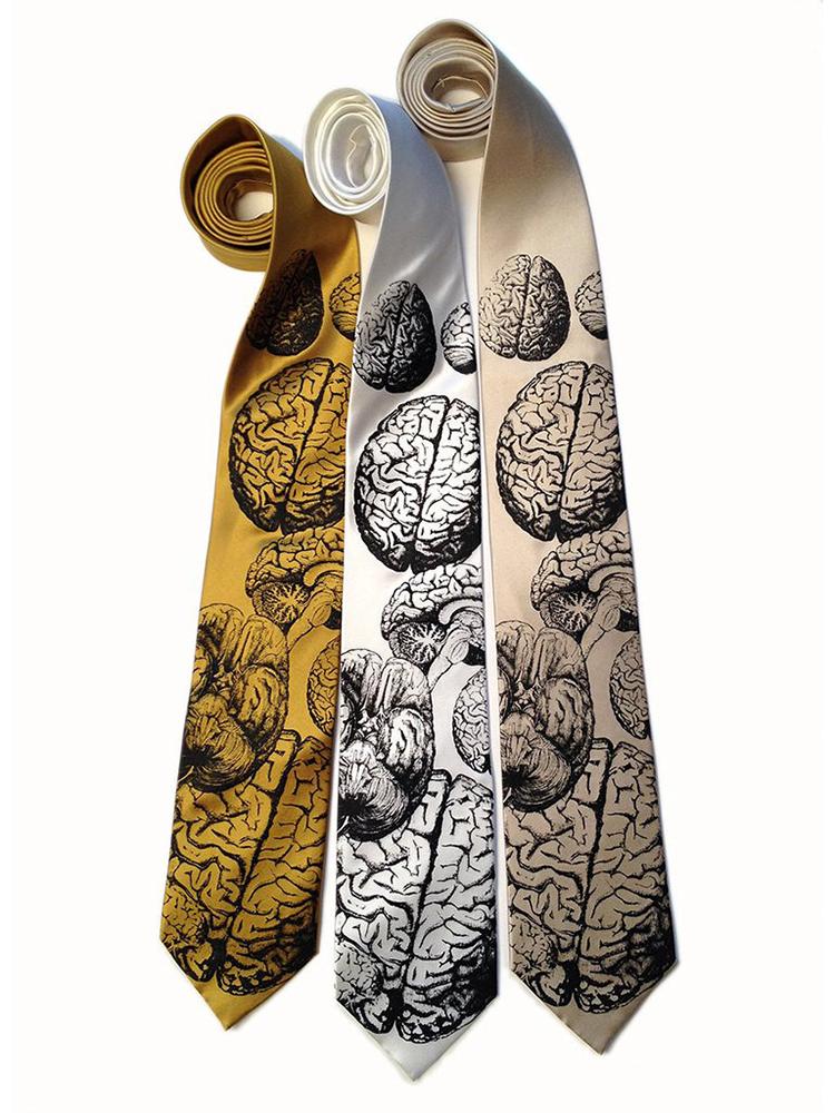 brain tie