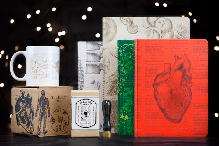 Beautiful Science Gifts by Cognitive Surplus