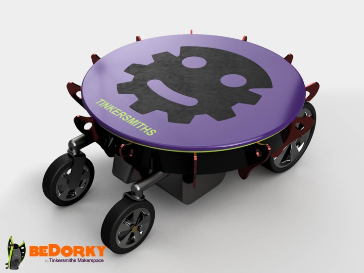 Dorkpod Drive Floor