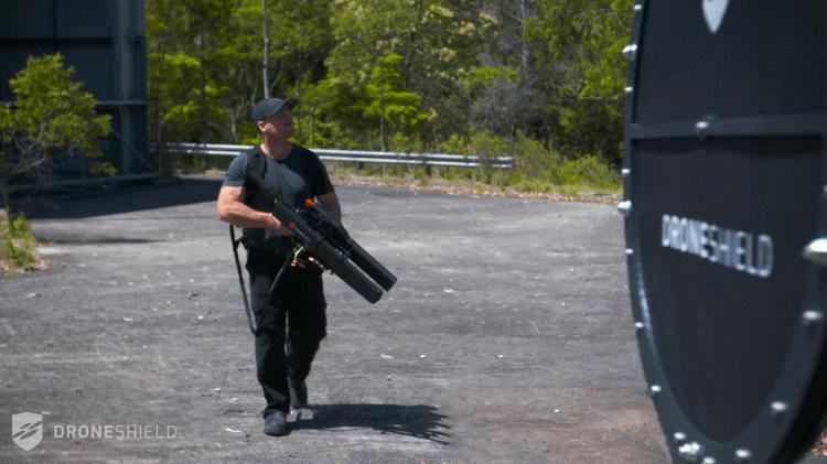 Dronegun and Guard