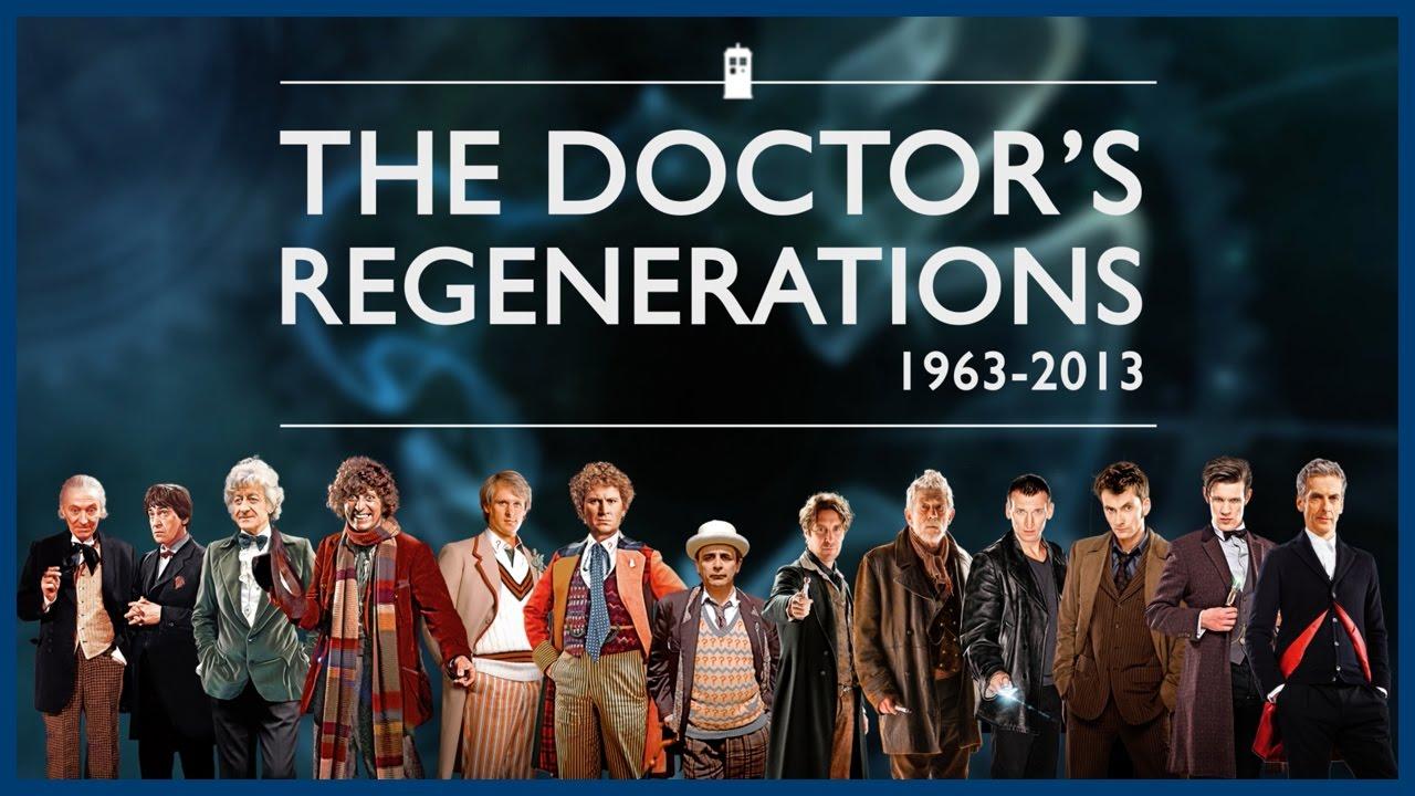 John Hurt Regeneration