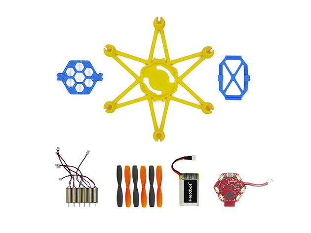 FlexBot kit parts