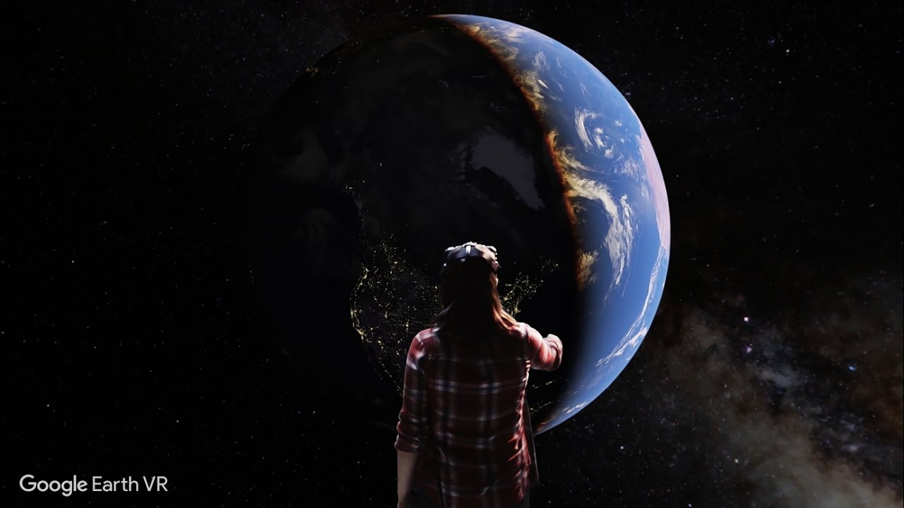 Google Lets the 'World Explore the World' in Virtual Reality With Google Earth VR