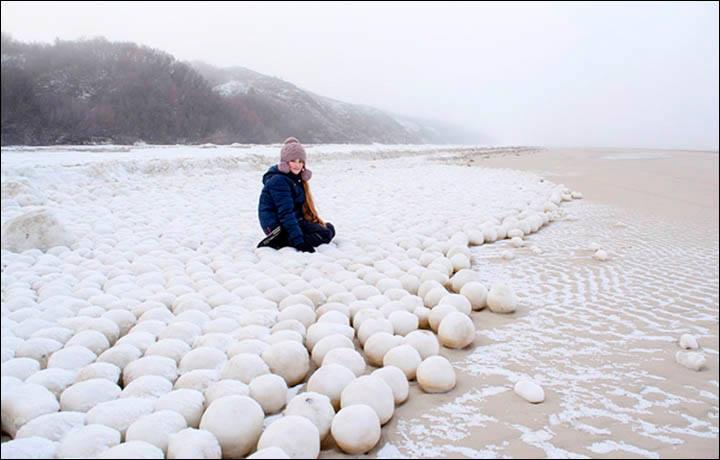 Rare Snowballs
