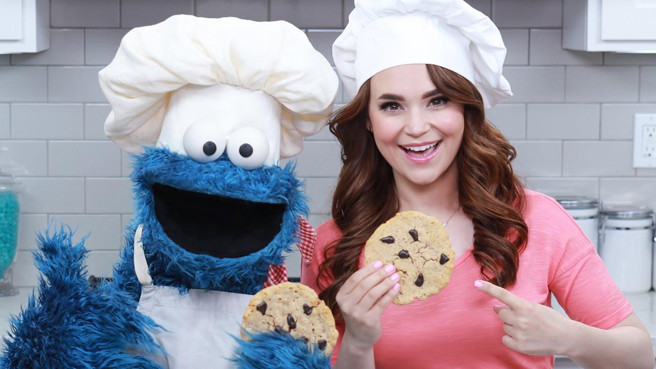 Rosanna Pansino Chocolate Chip Cookies