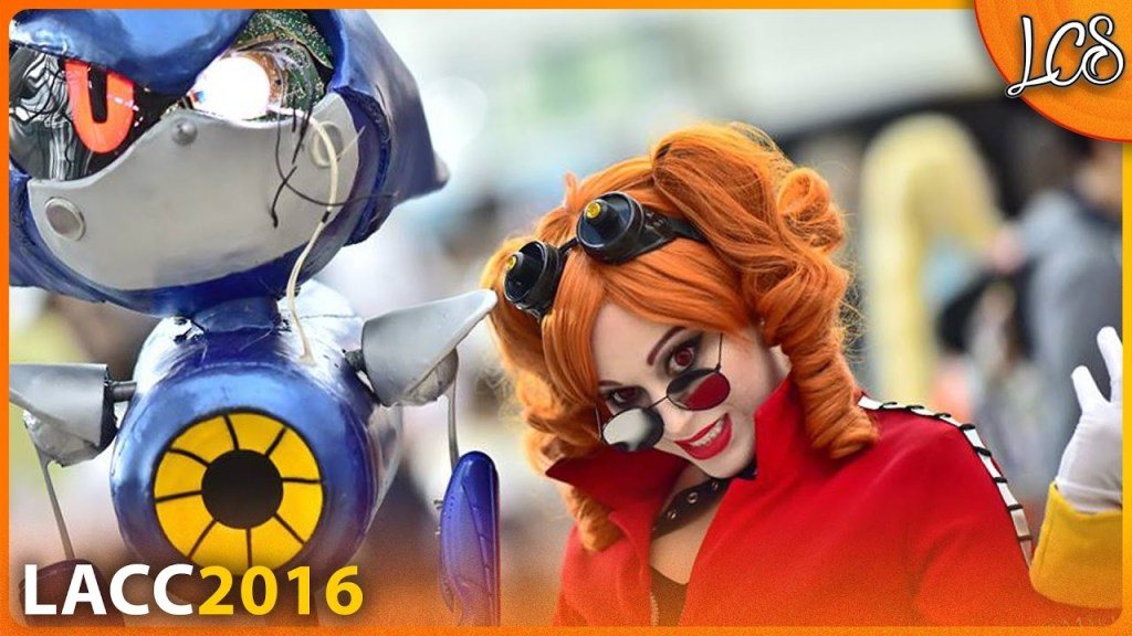 Stan Lee's Los Angeles Comic Con 2016 Cosplay Music Video by Sneaky Zebra
