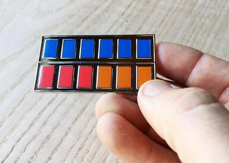 Grand Moff Tarkin Enamel Pin
