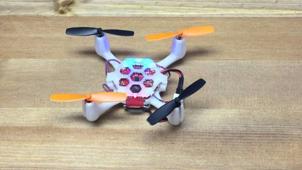 Flexbot a diy arduino compatible drone kit