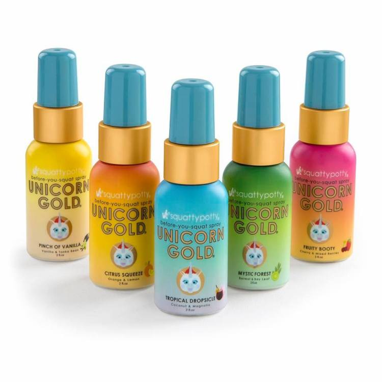 Unicorn Gold Scents