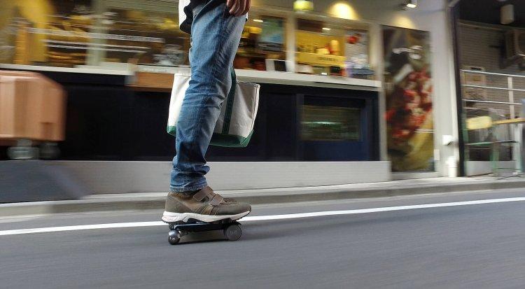 WALKCAR in Motion