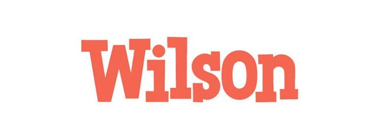 Wilson Logo - Woody Harrelson Stars In 'Wilson', A Film Based On The Graphic