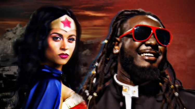 Wonder Woman and Stevie Wonder Face Off in Epic Rap Battles of History