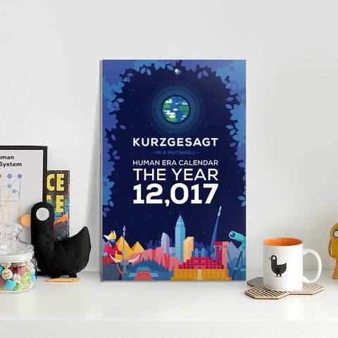 12,017 Calendar