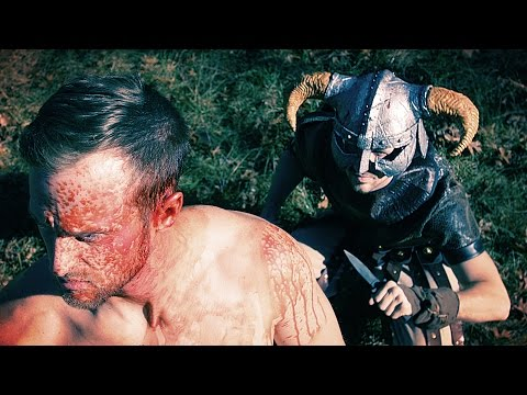 A Hilarious Live Action Look at the Overpowered Sneak Mechanics in Skyrim