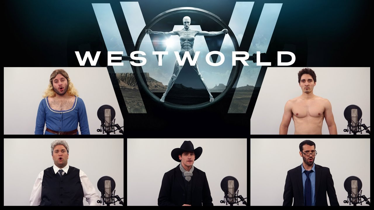 An A Capella Cover of the Enchanting Westworld Theme Song by The Warp Zone