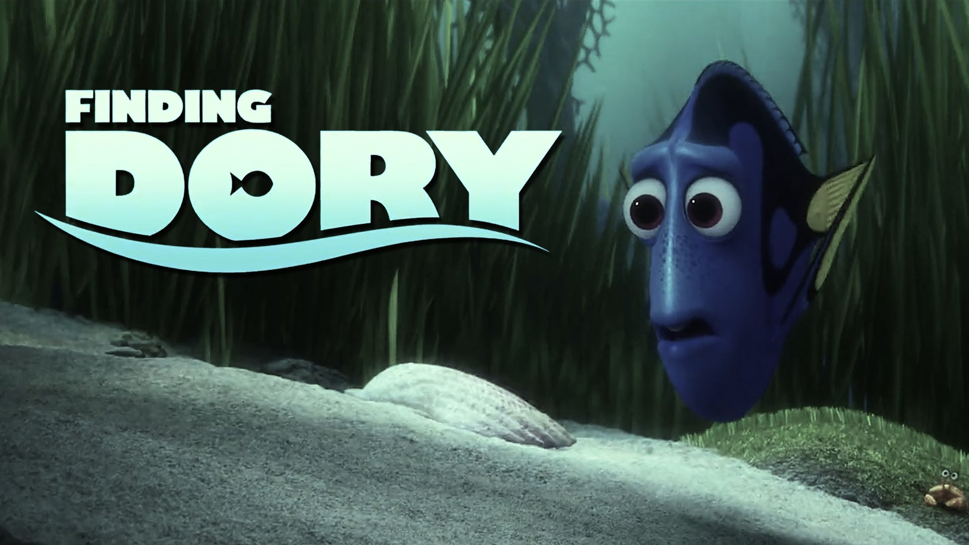 Finding Dory Reimagined as a Sinister Thriller