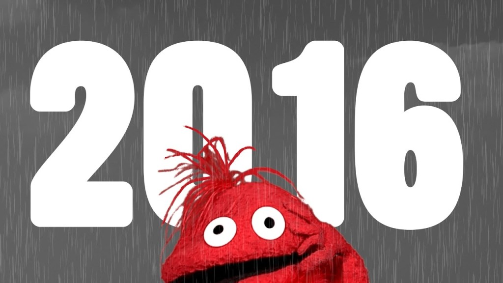 The Glove and Boots Puppets Review Some of the Greatest Things That Happened in 2016