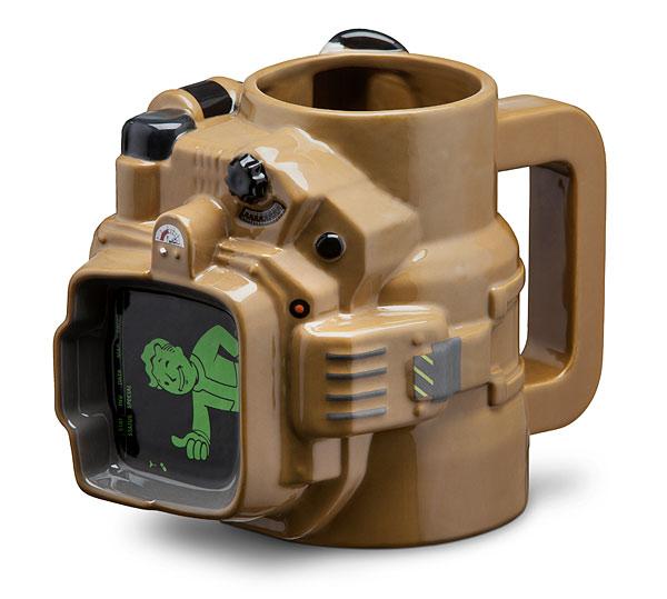 Fallout Pip Boy Molded Mug