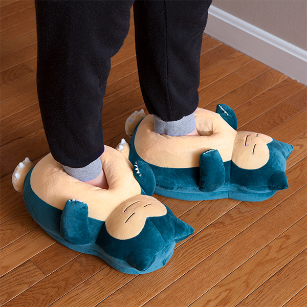 Snorlax Slippers