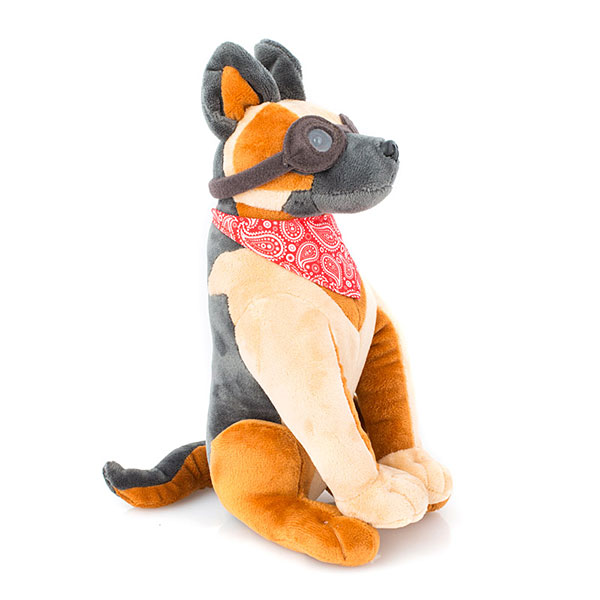 Fallout Dogmeat Plush