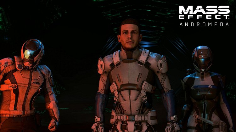 Mass Effect: Andromeda Space Team