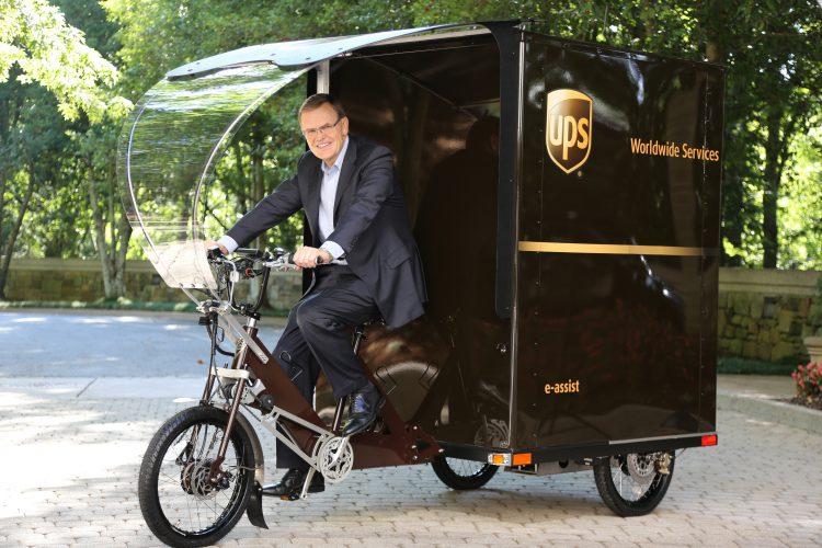 UPS CEO