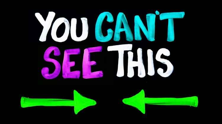 Optical Illusions That Make Plainly Visible Objects