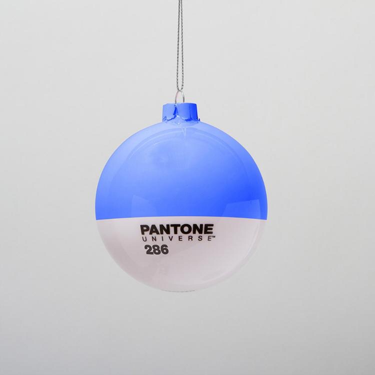 pantone ornament