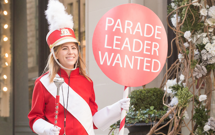 Parade Leader Wanted