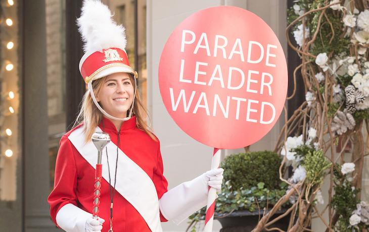 Parade Leader Wanted