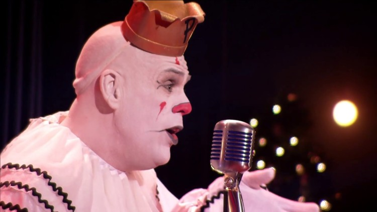 Puddles Pity Party Performs a Moving Rendition of 'Oh Holy Night' at YouTube Space LA
