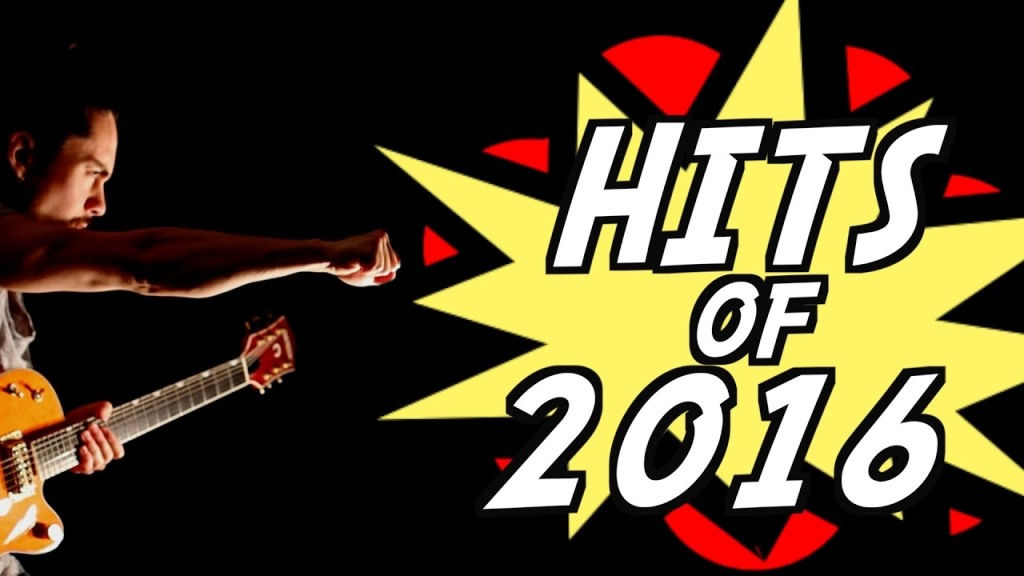 Samuraiguitarist Plays a Mashup of the Biggest Music Hits From 2016 in the Style of Chet Atkins