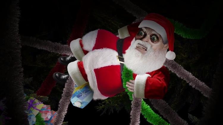 Santa Poop