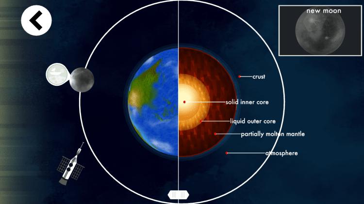 Tinybop Space Earth